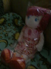 Cherry popsicle doll New