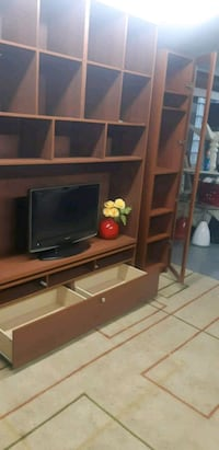 TV Stand & display unit/delivery available Mississauga, L4Y 1P2