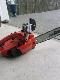 Craftsman Gas Chainsaw  Surrey, V3V 0A8
