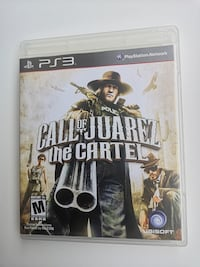 Call of Juarez the Cartel CIB Complete Mint condition