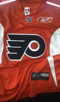 Signed Flyers Jersey Maple Shade, 08052
