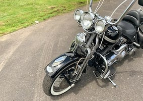 2003 Harley-Davidson Softail Garage kept