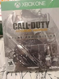 Call of Duty Infinite Warfare Xbox One game case Calgary, T1Y 7B5