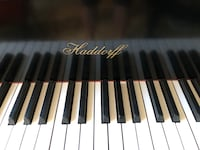 5'8  Baby Grand Piano- Haddorff Chantilly, 20152