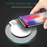 Wireless Charger Brand New in box Richmond Hill, L4B 1A7