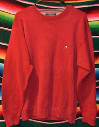 Tommy hilfiger red sweater Size M Bowie, 20721
