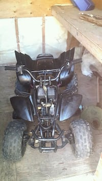 black and gray all-terrain vehicle Barrie, L4N 9Z1