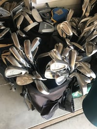 Golf clubs irons-wedges galore! pings-titleist-calloways Bakersfield, 93311