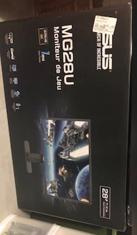 ASUS 4k Gaming Monitor 1ms (MG28U) Ashburn, 20147