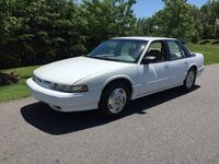 Oldsmobile - Cutlass Supreme - 1996 Clinton, 20735