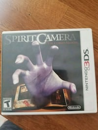 3ds spirit camera Las Vegas, 89122