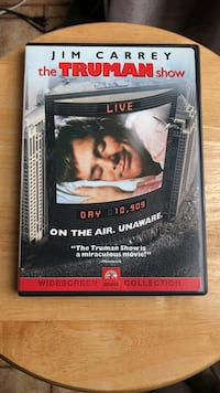 The Truman Show DVD Movie Laurel