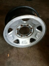 Ford 250/350 steel truck rims  Gowen, 49326