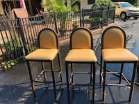 Heavy Duty Bar Stools - 3 Paramount, 21742