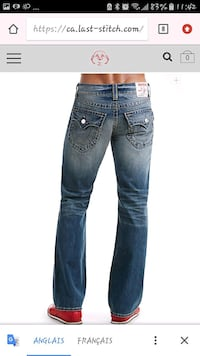 women's blue denim jeans Gatineau, J9H 6W2
