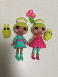 Twins lalaloopsy set great condition  London, N5W 1E8