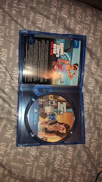 Sony PS4 Grand Theft Auto Five disc with case Surrey, V3X 3S5