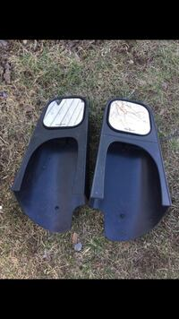 Pair of car side mirrors with black plastic frame Martinsburg, 25401
