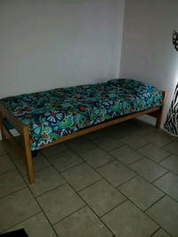 Twin size bed Killeen, 76543