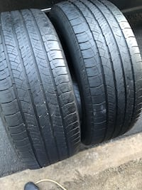 265 60 18 Michelin tires  State College, 16801