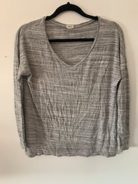 Grey Garage Long Sleeve Top London, N6C 4W7