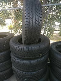 4 Goodyear tires 275/60/20