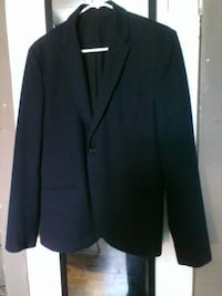 Navy Blue Blazer Saint Johnsbury
