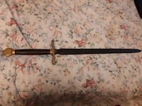 Antique sword  Surrey, V3T 3X2