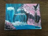Painting made by 12 year old Silver Spring, 20902