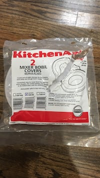 Kitchenaid 2 mixer bowl covers pack Chattanooga, 37421