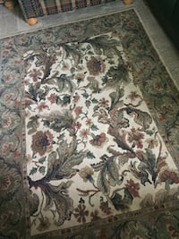 5x8 Dalyn area rug plus 8' runner, high quality, excellent condition Dowagiac, 49047