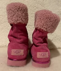 UGGs pink boots Garfield, 07026