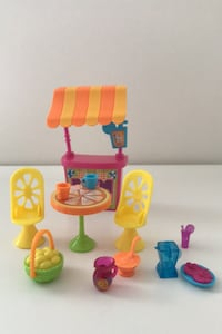 Polly Pocket Limonatacı