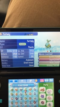 Shiny Turtwig, Chimchar, and Piplup Springville, 84663