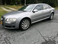 Audi - A8 - 2007 District Heights