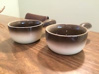 Two Onion Bowls - used once Kelowna, V1P 1B6