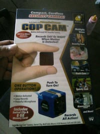 Cop Cam HD Wireless Camera Atwater, 95301