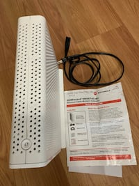 Cable Wireless Modem I used for 6 months Los Angeles, 91423