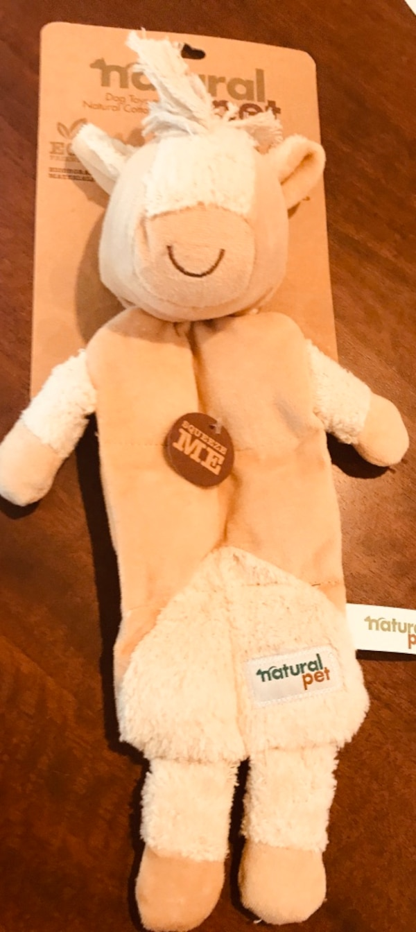 New natural ECO friendly adorable dog toy! 84c452ab-a10f-4b71-9ab2-77a191640d41