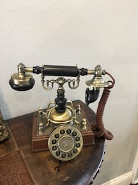 Antique  vintage rotary telephone good condition Coppell, 75019