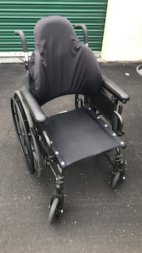 black wheelchair San Diego, 92127