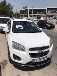 Chevrolet - Trax - 2013 Menderes, 35470