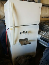 Kegerator fridge