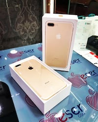 İPHONE 7 PLUS GOLD 32 GB SIFIR 24 AY APPLE TR GARANTİLİ Yenişehir, 33140