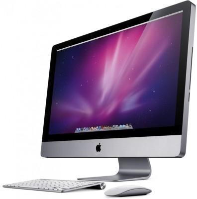 21.5 inch iMac 2010 with wireless keyboard and mouse