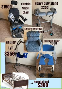 Handicapped Furnishings and Equipment