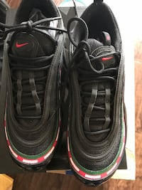 Air Max 97 Undefeated size 9