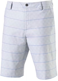 PUMA FRENCH BLUE WHITE 34 WAIST SHORTS BRAND NEW WITH TAGS Rosemead, 91770