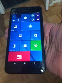 Microsoft phone dual sim big screen windows phone unlocked