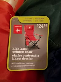Camping chairs Edmonton, T6J 5R4